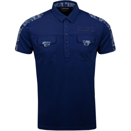 Polo Edge Colonel Ventil8 Plus Blue Camo - SS19 Galvin Green Picture