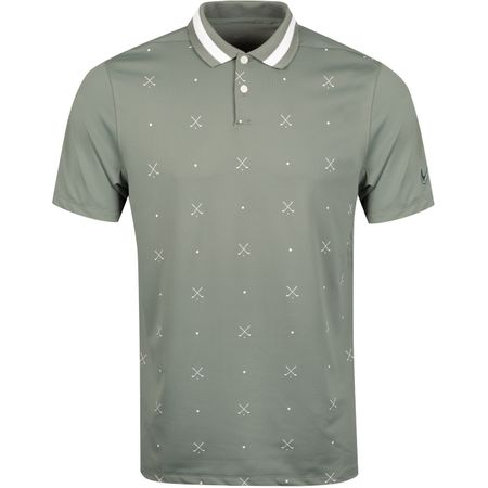 Polo Dry-Fit Vapor Print Polo Vintage Lichen - SS19 Nike Golf Picture