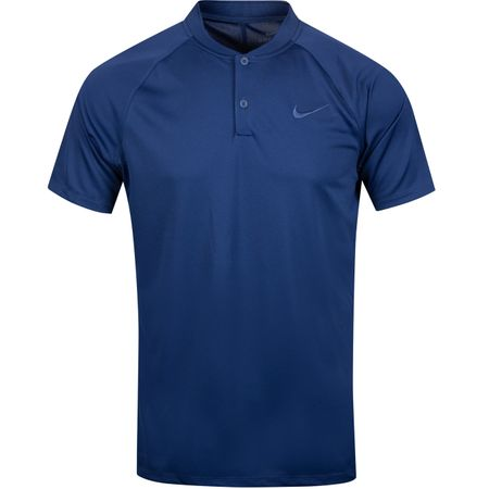 Polo Dry Momentum Raglan Sleeve Polo Blue Void - 2019 Nike Golf Picture