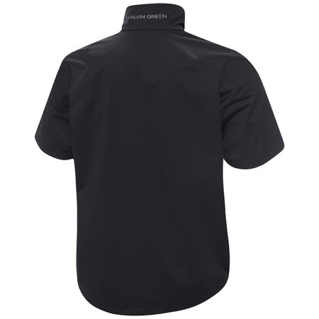 Golf undefined Linus Interface-1 Jacket Black - SS19 made by Galvin Green