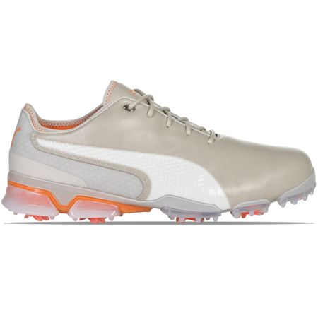 Golf undefined LE Ignite Pro Adapt Shoe Grey Violet/Vibrant Orange - 2019 made by Puma Golf