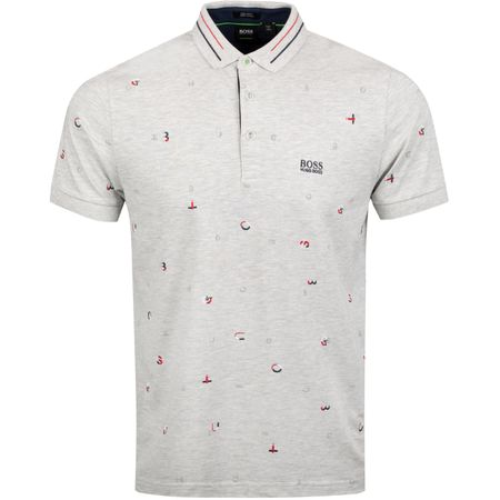 Golf undefined Paddy 7 Grey Melange - SS19 made by BOSS
