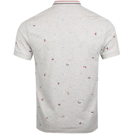 Polo Paddy 7 Grey Melange - SS19 BOSS Picture