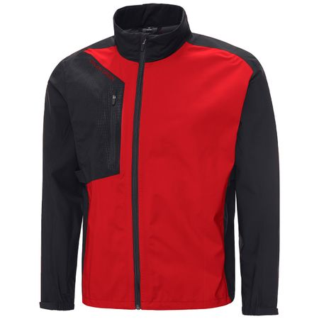 Golf undefined Andres Gore-Tex Stretch Jacket Black/Red - 2019 made by Galvin Green