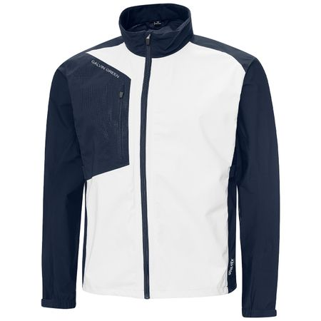 Golf undefined Andres Gore-Tex Stretch Jacket Navy/White - 2019 made by Galvin Green