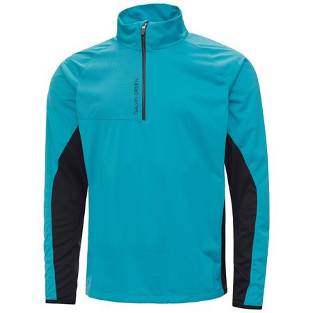 Golf undefined Lincoln Interface-1 HZ Jacket Lagoon Blue/Black - SS19 made by Galvin Green