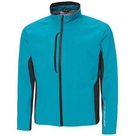 Golf undefined Al Gore-Tex Stretch Jacket Lagoon Blue/Black - SS19 made by Galvin Green