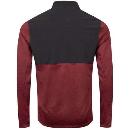 Golf undefined Core Half Zip Dry Top Night Maroon - 2019 made by Nike Golf
