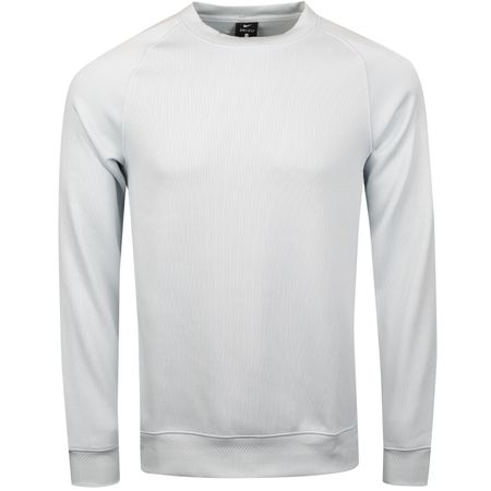 Golf undefined Dry-Fit Crew Sweater Pure Platinum - SS19 made by Nike Golf