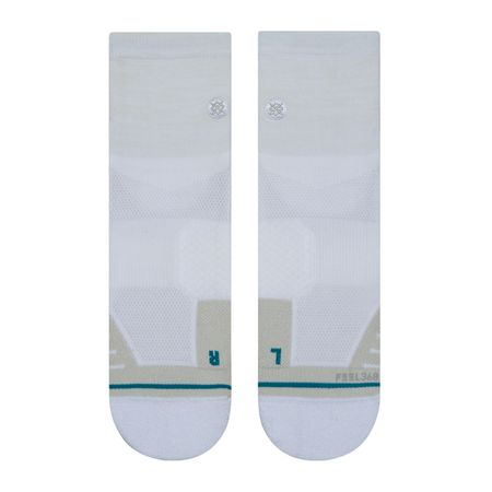 Socks Uncommon Golf Quarter Socks Grey Heather - 2019 Stance Picture