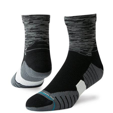 Socks Uncommon Golf Quarter Socks Black - 2019 Stance Picture