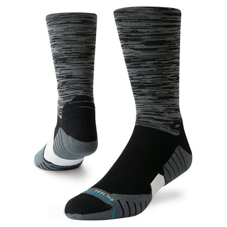 Socks Uncommon Golf Crew Socks Black - 2019 Stance Picture