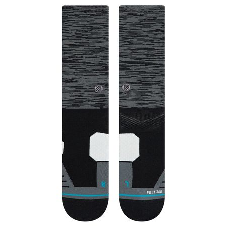 Golf undefined Uncommon Golf Crew Socks Black - 2019 made by Stance