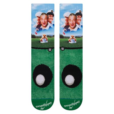 Golf undefined Gopher Menace Crew Socks Multi - 2019 made by Stance
