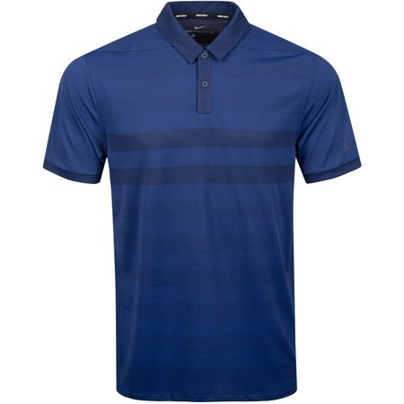 Golf undefined Zonal Cooling Stripe Polo Obsidian - SS19 made by Nike Golf