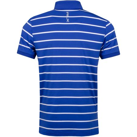 Golf undefined Thin Stripe Airflow Royal Blue/Pure White - SS19 made by Polo Ralph Lauren