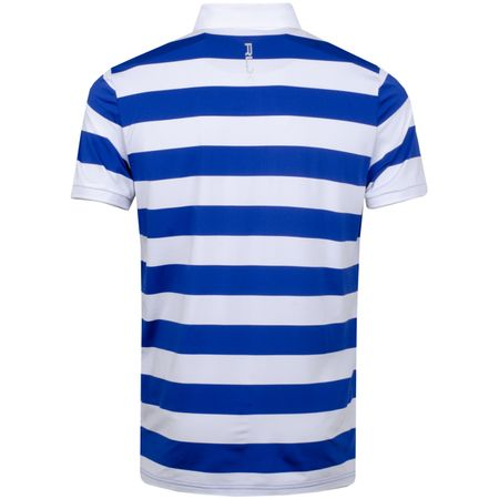 Golf undefined Bold Stripe Airflow Royal Blue/Pure White - SS19 made by Polo Ralph Lauren