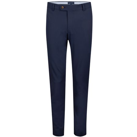Trousers High Twist Performance Stretch Flat Front Navy - SS19 Peter Millar Picture