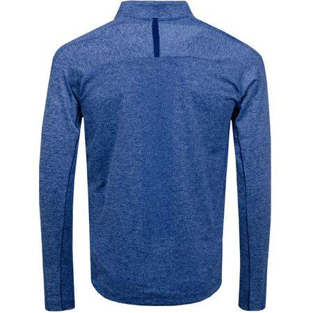 Golf undefined Dri-Fit Half Zip Statement Top Blue Void/Indigo Fog - 2019 made by Nike Golf