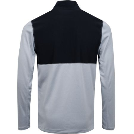 Golf undefined Core Half Zip Dry Top Wolf Grey/Pure Platinum - 2019 made by Nike Golf