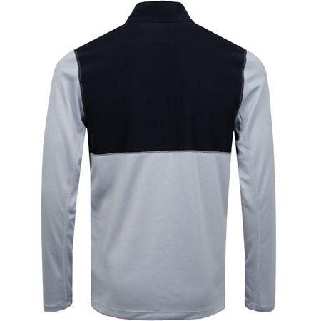 MidLayer Core Half Zip Dry Top Wolf Grey/Pure Platinum - 2019 Nike Golf Picture