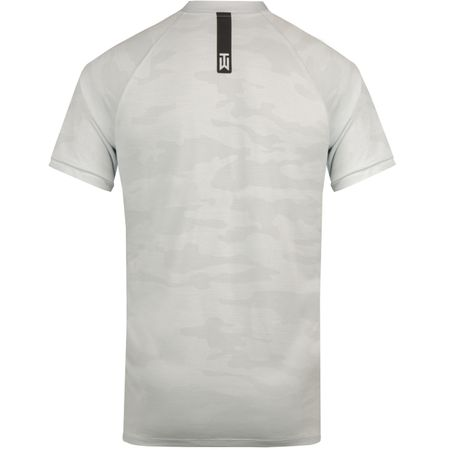 Polo TW Vapor Zonal Cooling Camo Polo White/Black - 2019 Nike Golf Picture