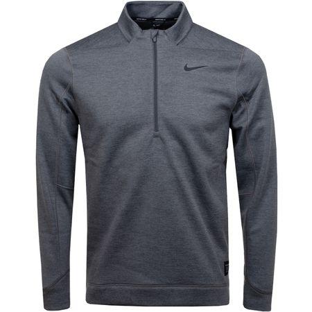 MidLayer Therma Repel Half Zip Dark Grey - 2019 Nike Golf Picture