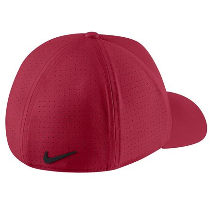 Cap TW Aerobill Classic 99 Cap Gym Red/Anthracite - 2019 Nike Golf Picture