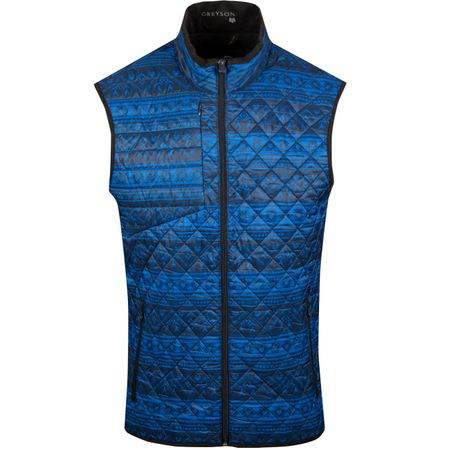 Golf undefined Sioux Vest Ghostwolf - SS19 made by Greyson