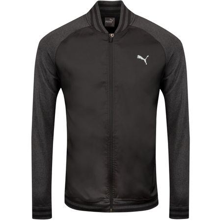 Golf undefined Bomber Jacket Medium Grey Heather - SS19 made by Puma Golf