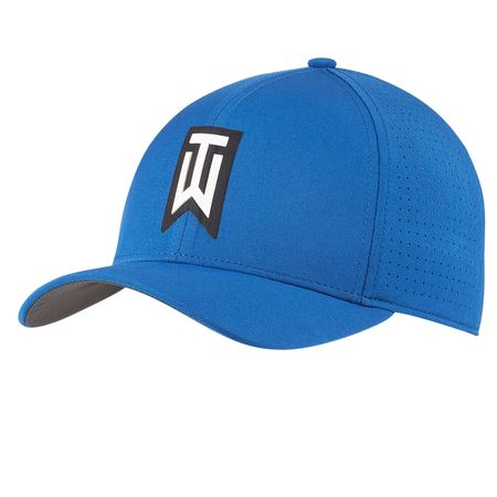 Cap TW Aerobill Classic 99 Cap Gym Blue/Anthracite - 2019 Nike Golf Picture
