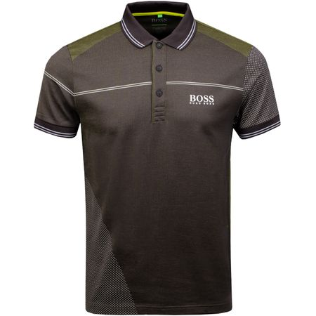 Polo Paddy Pro 3 Grey Melange - SS19 BOSS Picture