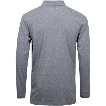 Golf undefined Vance LS Natural Hand Polo Grey Heather - 2019 made by Dunning