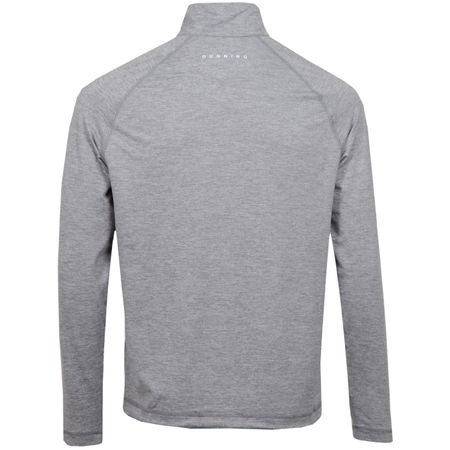 Golf undefined Performance Quarter Zip Heathered Mid Grey Heather - 2019 made by Dunning