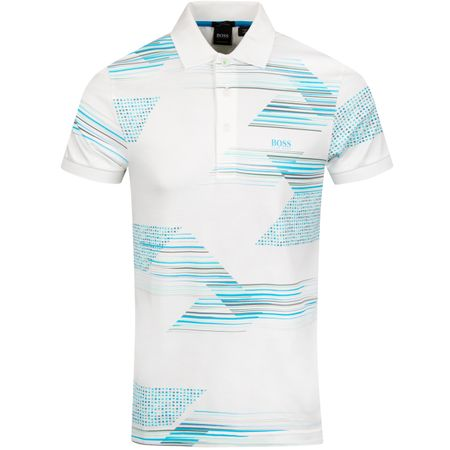 Golf undefined Paule 6 White - SS19 made by BOSS