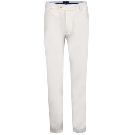 Trousers High Twist Performance Stretch Flat Front White - SS19 Peter Millar Picture