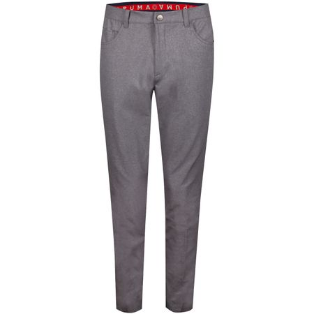 Trousers Jackpot Five Pocket Pants Quiet Shade Heather - SS19 Puma Golf Picture
