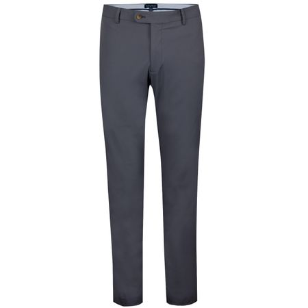 Trousers High Twist Performance Stretch Flat Front Steel - SS19 Peter Millar Picture