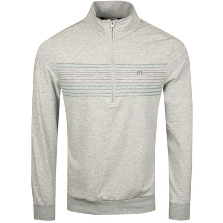 MidLayer Play Through Heather Alloy - SS19 TravisMathew Picture