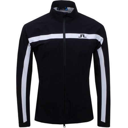 Golf undefined Iconic Jacket 2.5 PLY Jacket Black - SS19 made by J.Lindeberg