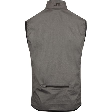 Golf undefined Yosef Trusty Vest Dark Grey Melange - SS19 made by J.Lindeberg