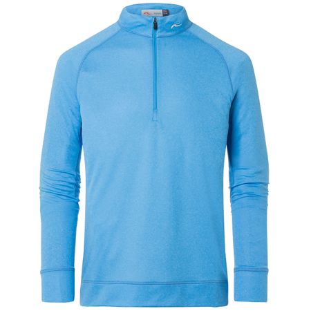 Golf undefined Keano Half Zip Aqua Splash Melange - SS19 made by Kjus