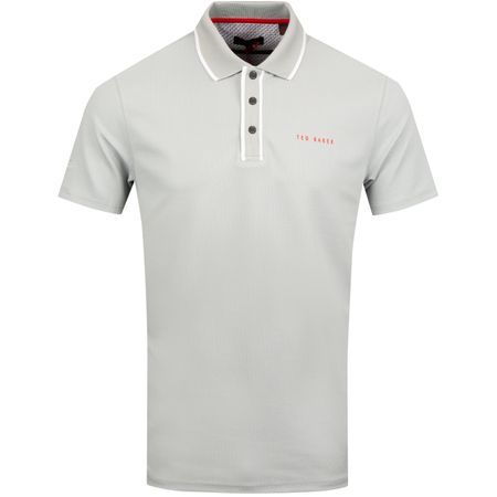 Golf undefined Bunka Polo Light Grey - SS19 made by Ted Baker