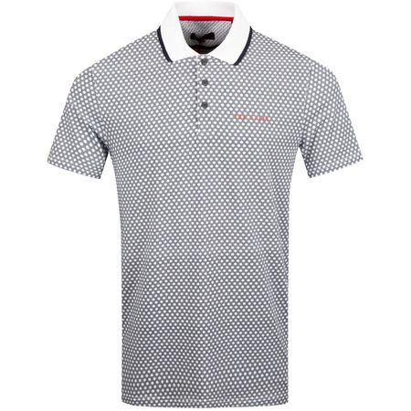 Polo Hazelnt Polo Navy - SS19 Ted Baker Picture