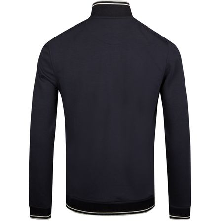 MidLayer Peanot Quarter Zip Navy - SS19 Ted Baker Picture