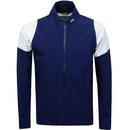 Golf undefined Pro 3L 2.0 Jacket Atlanta Blue/Silver Fog - 2019 made by Kjus
