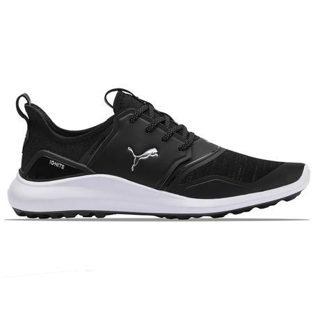 Shoes Ignite NXT Puma Black/Silver/Bright White - 2019 Puma Golf Picture