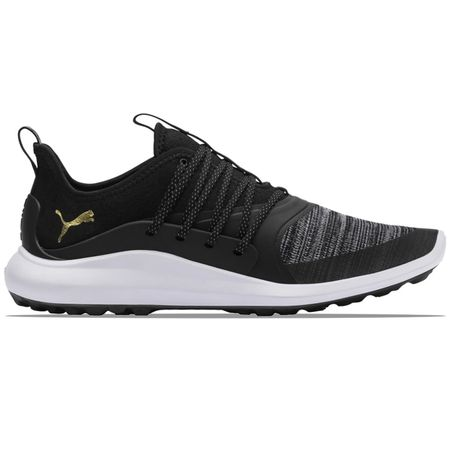 Shoes Ignite NXT Solelace Puma Black/Team Gold - 2019 Puma Golf Picture