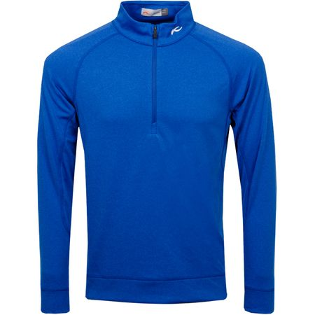 Golf undefined Keano Half Zip Pacific Blue Melange - 2019 made by Kjus