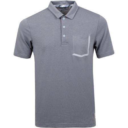 Polo Faraday Polo Quiet Shade - SS19 Puma Golf Picture